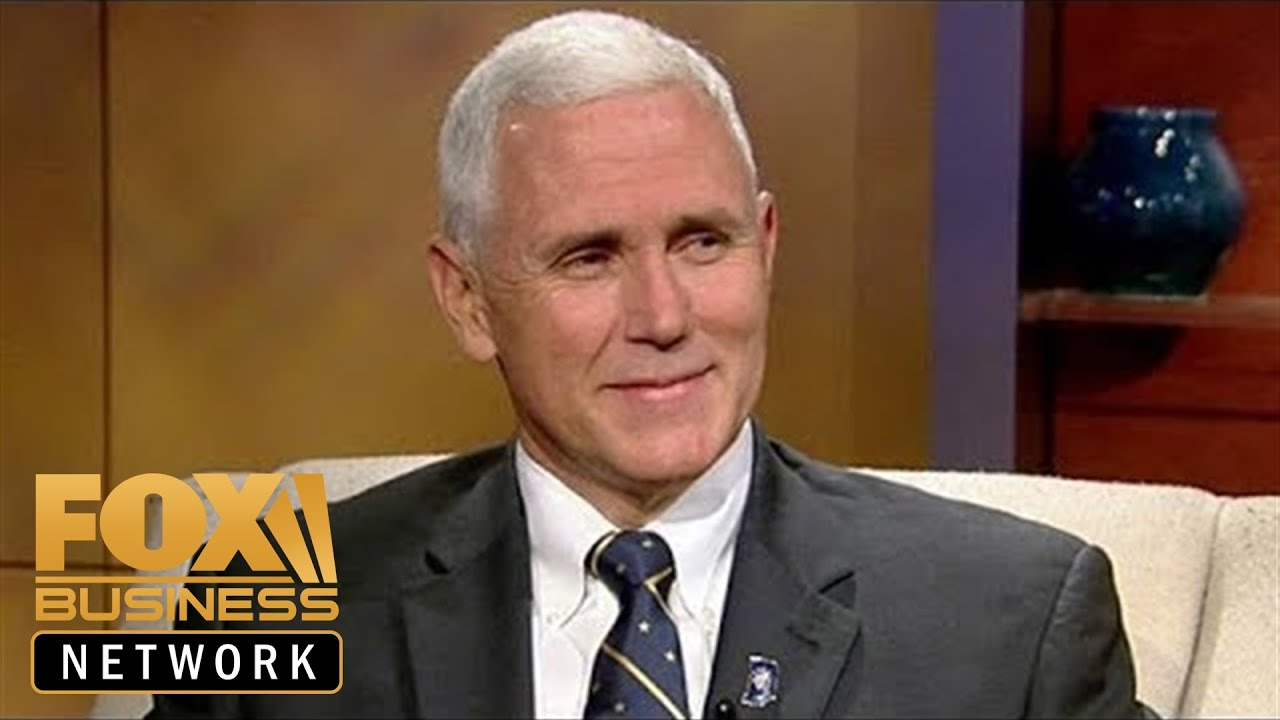 FOX Business Live: VP Pence speaks with US-Ireland business leaders
