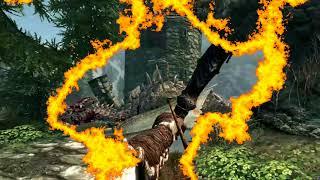 Reseña de  Skyrim para la Nintendo Switch