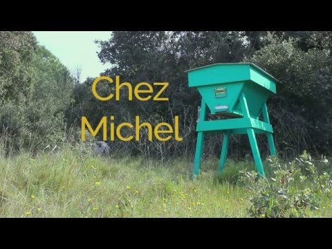 Chez Michel Beecolor Une Ruche Dans Mon Jardin