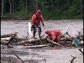 Катамаран с туристами перевернулся на реке Амгунь в Хабаровском крае. Mestoprotv