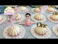 Como hacer mini gelatinas individuales de fresa para fiesta de cumpleanos
