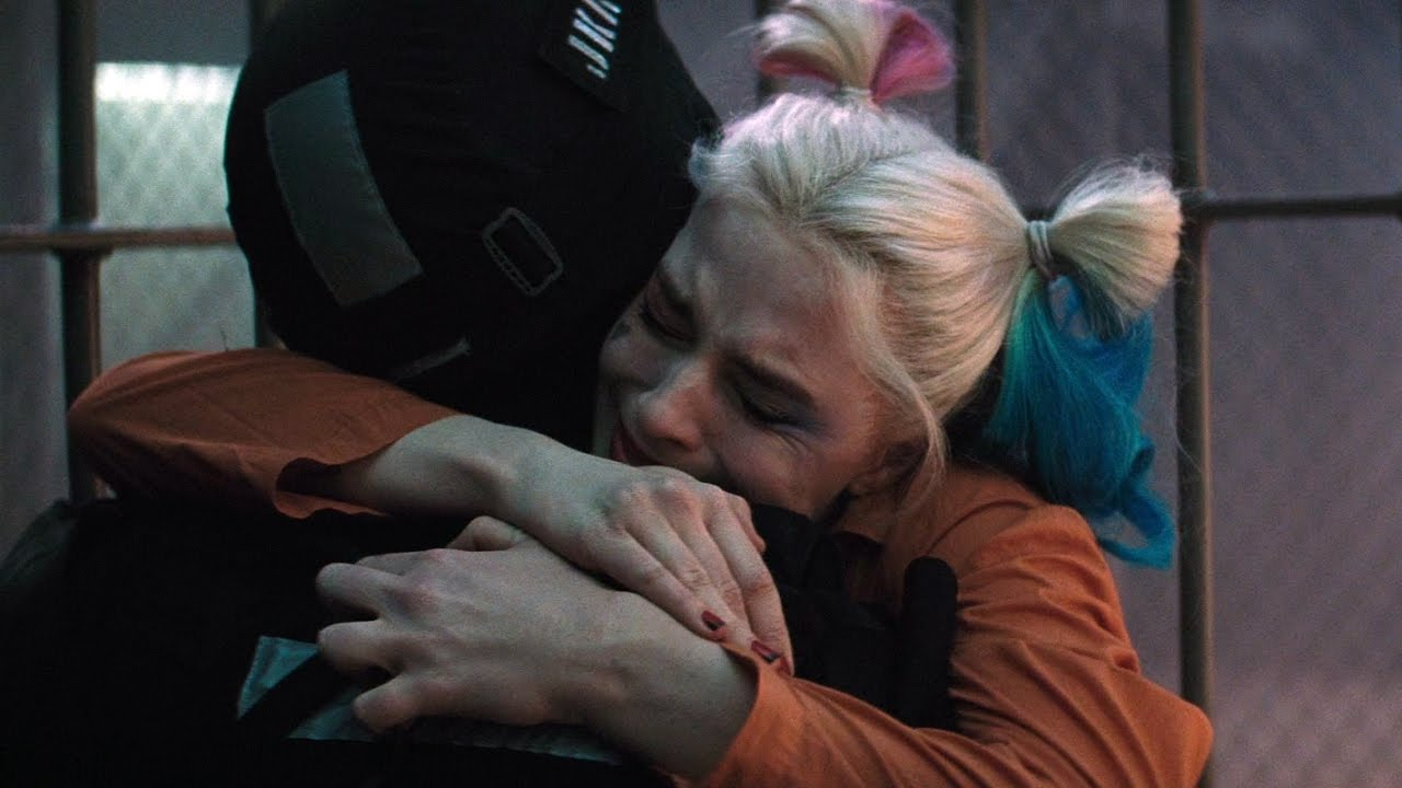 Download Puddin' gets Harley out of jail | Suicide Squad