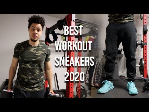 BEST SNEAKERS FOR THE GYM | HIIT, Running, Walking, Squatting, Cross Training