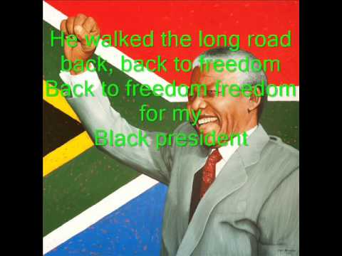 My Black President Lyrics