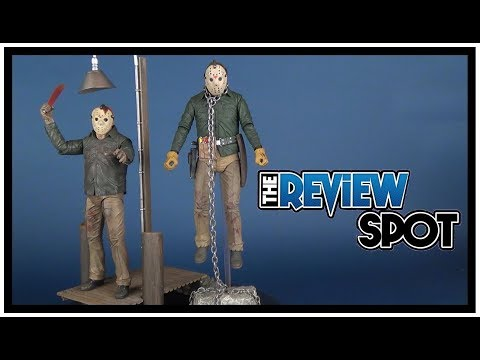 Toy Spot | NECA Friday the 13th Camp Crystal Lake Accessory Set