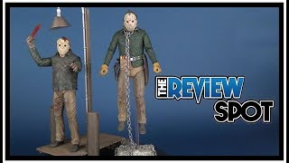 toy spot neca friday the 13th camp crystal lake accessory set