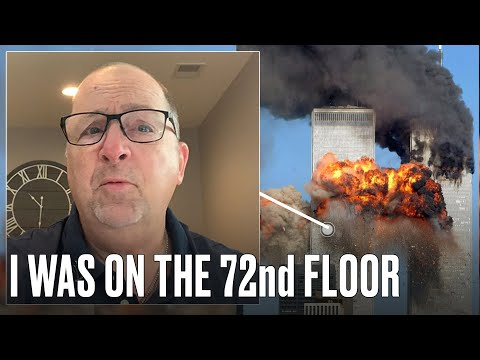 9/11: Survivors' Stories From That Day | I Was There | LADbible