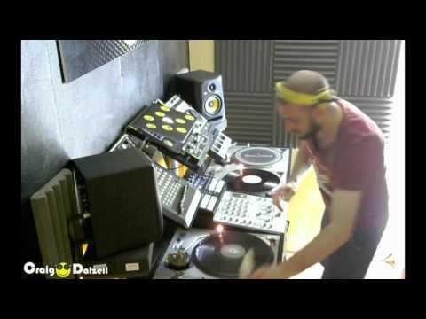 Craig Dalzell Facebook Live Vinyl Mix [20.12.16]