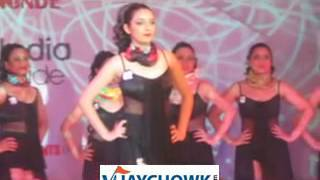 ECNON Haut Monde Mrs. India Worldwide - UNITES BEAUTY, MUSIC, TALENT PART-1