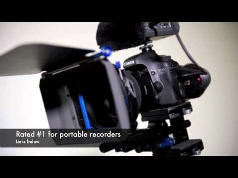 Zoom H4n - Professional Portable Audio Recorder
