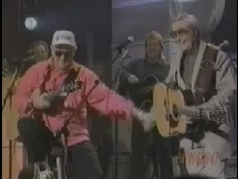 The George Jones Show (FULL EPISODE) Jerry Reed, Joe Diffie, Lari White!