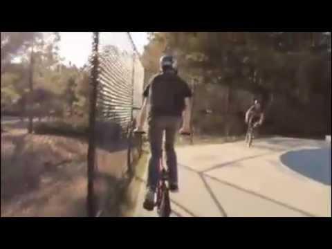 Zack's BMX Edit @ James City County Skatepark