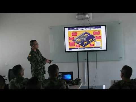 Technical English Vocabualry Aviation (Lesson plan)