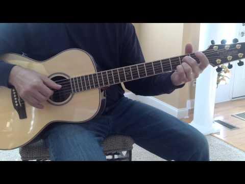 Kodachrome - Paul Simon guitar lesson