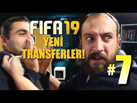 FIFA 19 KARİYER #7: YENİ SEZON YENİ TRANSFERLER!
