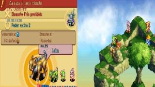 Final Fantasy Tactics A2: Grimoire of the Rift - 7 - Violencia Animal