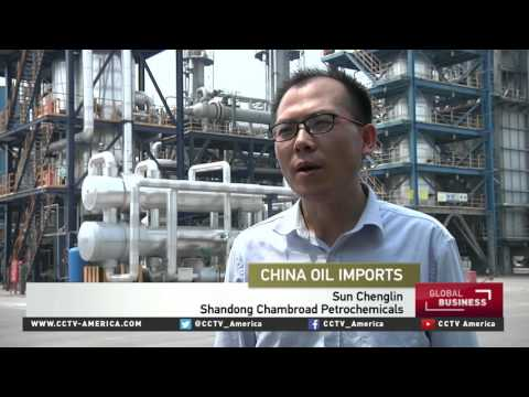 Port of Qingdao struggles to keep up with Chinese oil imports
