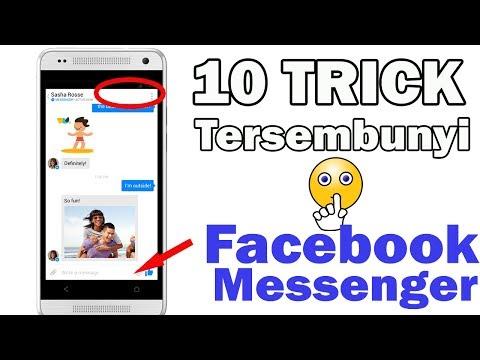 10 Trik Facebook Messenger Baru - KEREN ,...