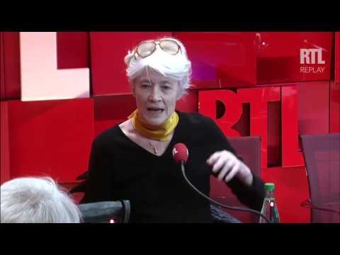 A la bonne heure - Stéphane Bern et Françoise Hardy - Lundi 28 Mars 2016 - partie 1 - RTL - RTL