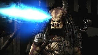 Mortal Kombat X Predator DLC - Official Gameplay Trailer (2015) HD