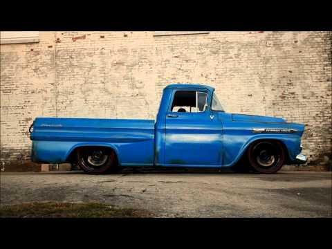 "1959 Chevrolet Apache LS Swap Hot Rat Rod Patina Pickup ""Dream Catcher""  FOR SALE"
