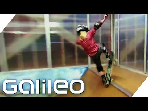 Wunderkinder: Skateboard-Talent vs. Kampfsport-Genie | Galileo | ProSieben