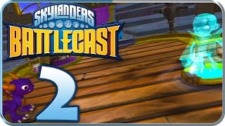 Let's Play SKYLANDERS BATTLECAST Part 2: Wichtiges, Fortgeschrittenes Training!
