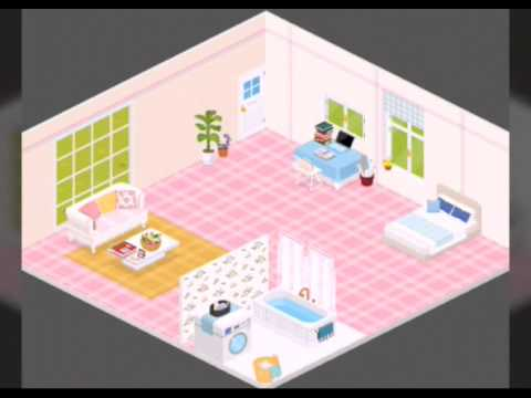 Line play speed decorating room - YouTube