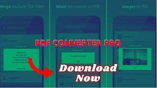 Best PDF Converter PRO