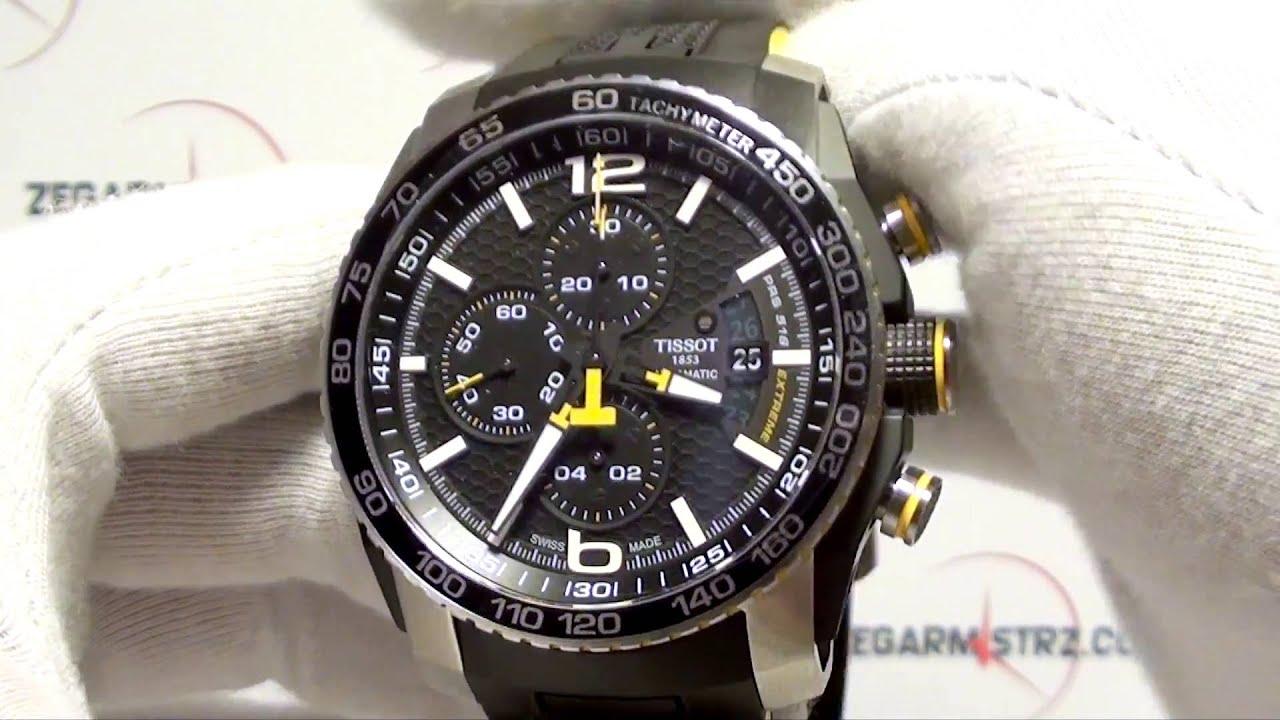 9214a3fd0ca Tissot PRS 516 Extreme Automatic T079.427.27.057.01 www.zegarmistrz.com