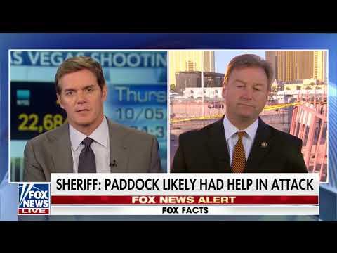 Fox News interviews Senator Dean Heller in Las Vegas