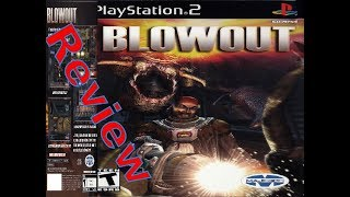 Blowout (PS2) Quick Review
