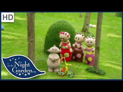 In the Night Garden Full Episode in English  Playing Hiding with  Makka Pakka