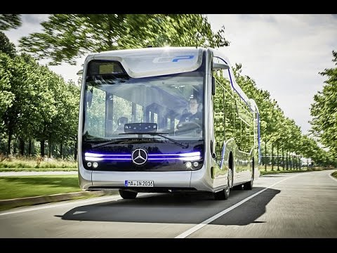 Would YOU ride a driverless bus?