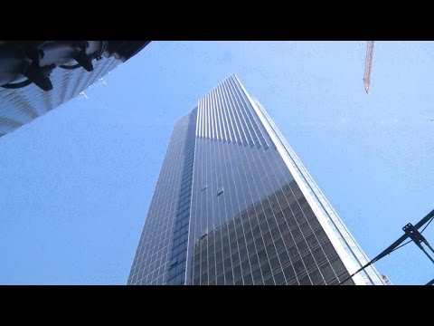 San Francisco high-rise is sinking and leaning