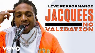 Jacquees No Validation Live Performance Vevo.mp3