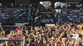 Volbeat   Rock On The Range Festival 2015 [FULL HD]