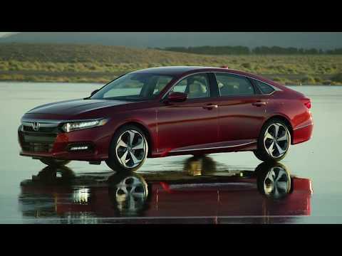 Meet the all-new 2018 Honda Accord