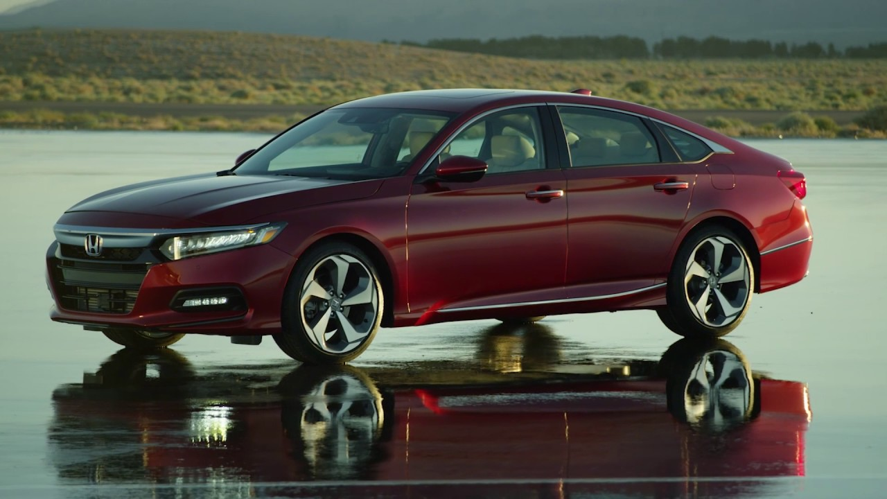 New Honda Accord >> Meet The 2018 Honda Accord