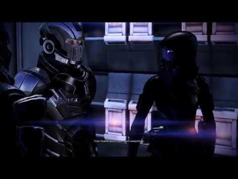 Mass Effect 3. Реплики напарников перед высадкой на дредноут гетов