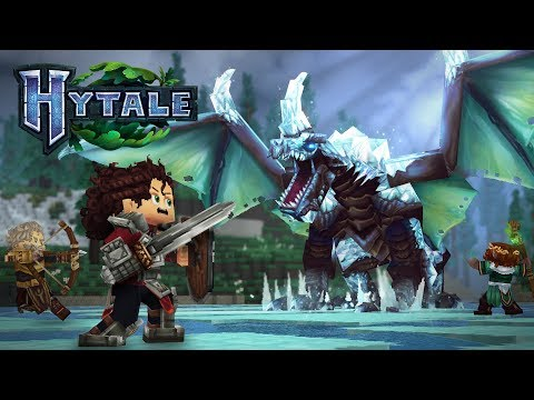 Hytale - Announcement Trailer - YouTube