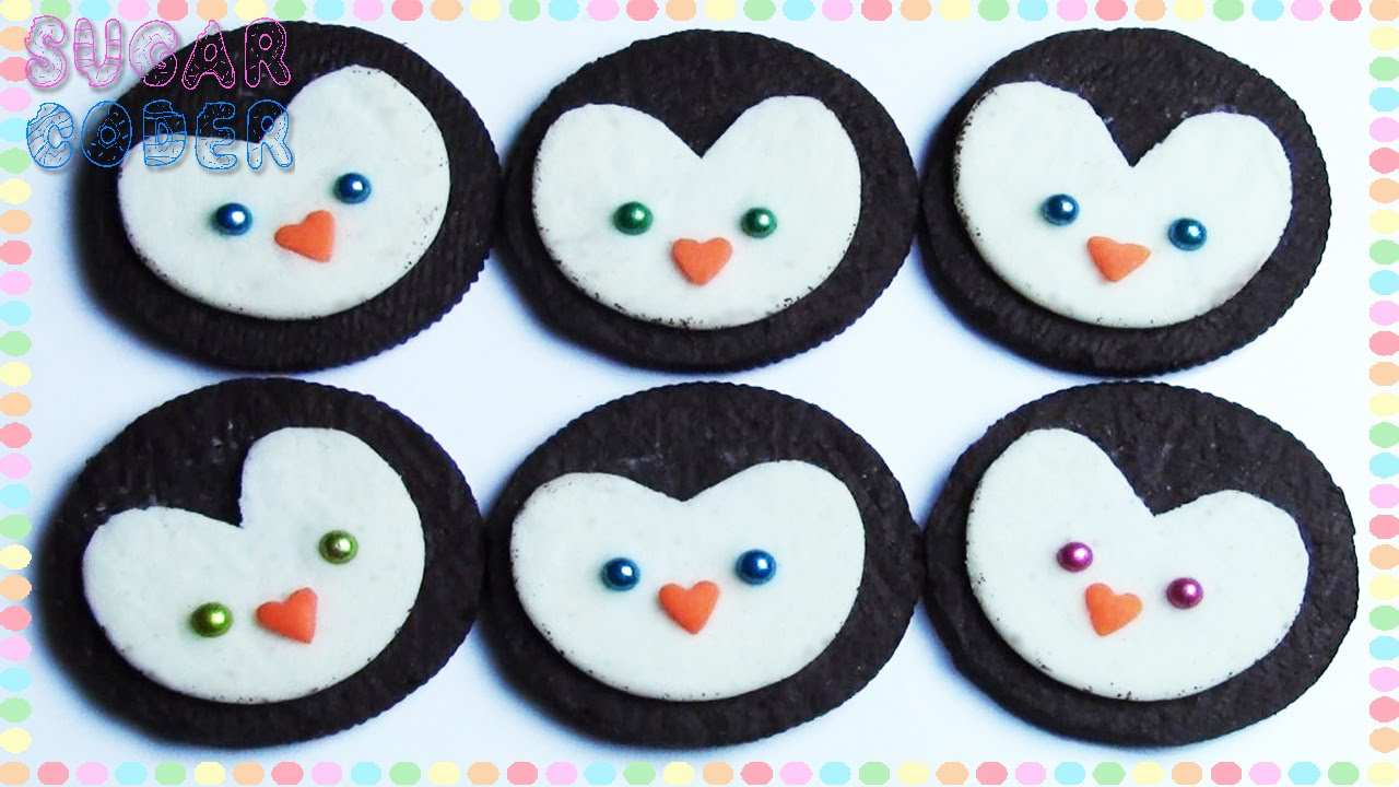Penguin Oreo Cookies Dessert Ideas