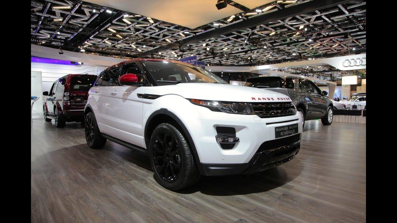 2016 Range Rover Nw8 2015 Montreal Auto Show Youtube