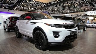 Land Rover Range Rover Evoque NW8 Special Edition 2015 Videos