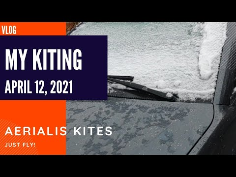 My Kiting - April 12, 2021 - What the Heck?!