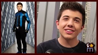 bradley steven perry talks lab rats elite force season 1