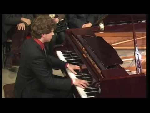 Jayson Gillham plays Wagner-Liszt Isolde's Liebestod