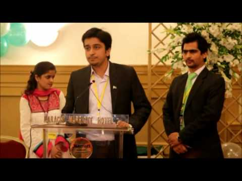 Aisa Bhi Hai Pakistan - Noman Minai & Farhad Karamally