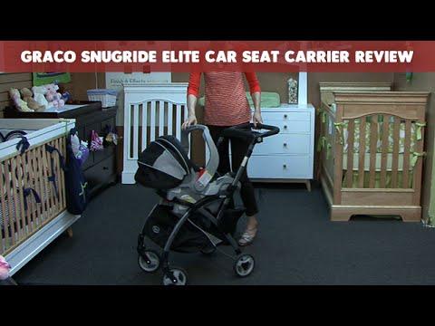 Graco Snugride Elite Car Seat Carrier Review