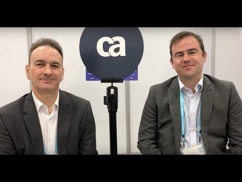 CA World 17, Mark Bennett VP Services, and Stephen Miles CTO APJ Video Interview